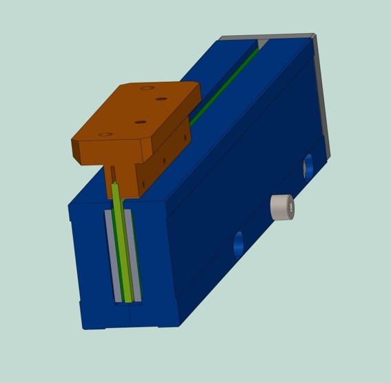 Passive Read Head Absolute Encoder improved sealing